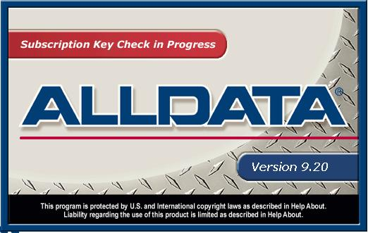 AllData V.10.53 (2013 Q3) Automotive Repair Data Disc 1 of 16 Domestic (Mastertech)